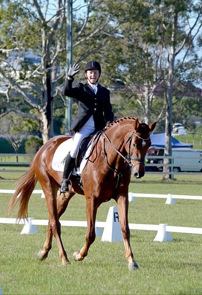 A Sydney Boy in Competition at Tweed, 19.05.2013, Photo Claire Wright
